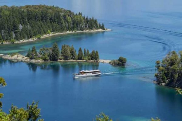 Excursion Isla Victoria Bariloche